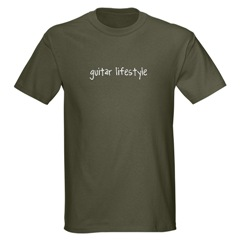 Guitar Lifestyle T-Shirt