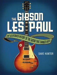Gibson Les Paul Book Cover