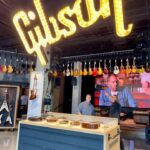 Visiting the Gibson Garage